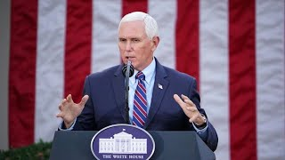 #mikepence #spaceforce #yahoofinancevice president pence marks one year anniversary of u.s. space force.for 2020 election results please visit:election resul...
