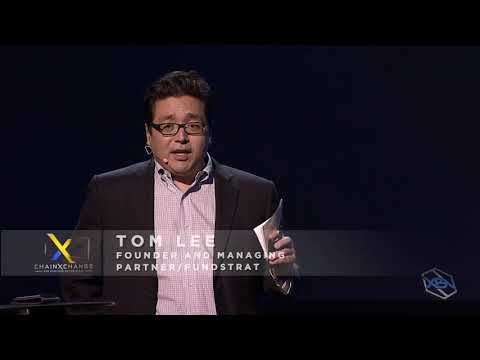 Best Time To Buy Bitcoin: Tom Lee At CXC Las Vegas 2018