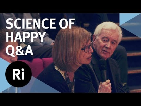 Q&A - The Psychology and Neuroscience of Happiness