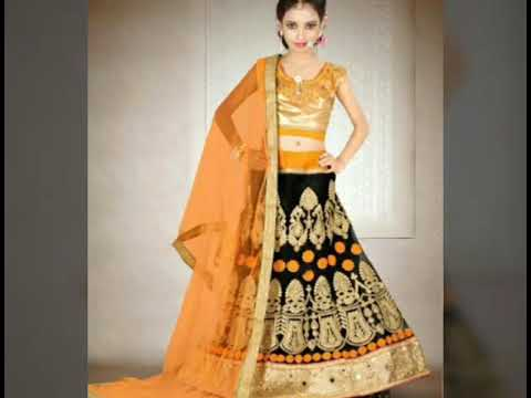 Girls traditional wear at low price