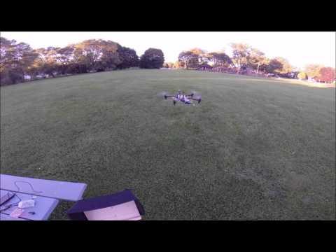 anti-drone device demo