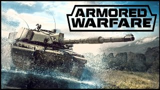 Armored Warfare - FREE TO PLAY ON STEAM! A Lot Has Changed - Armored Warfare Gameplay PL-01