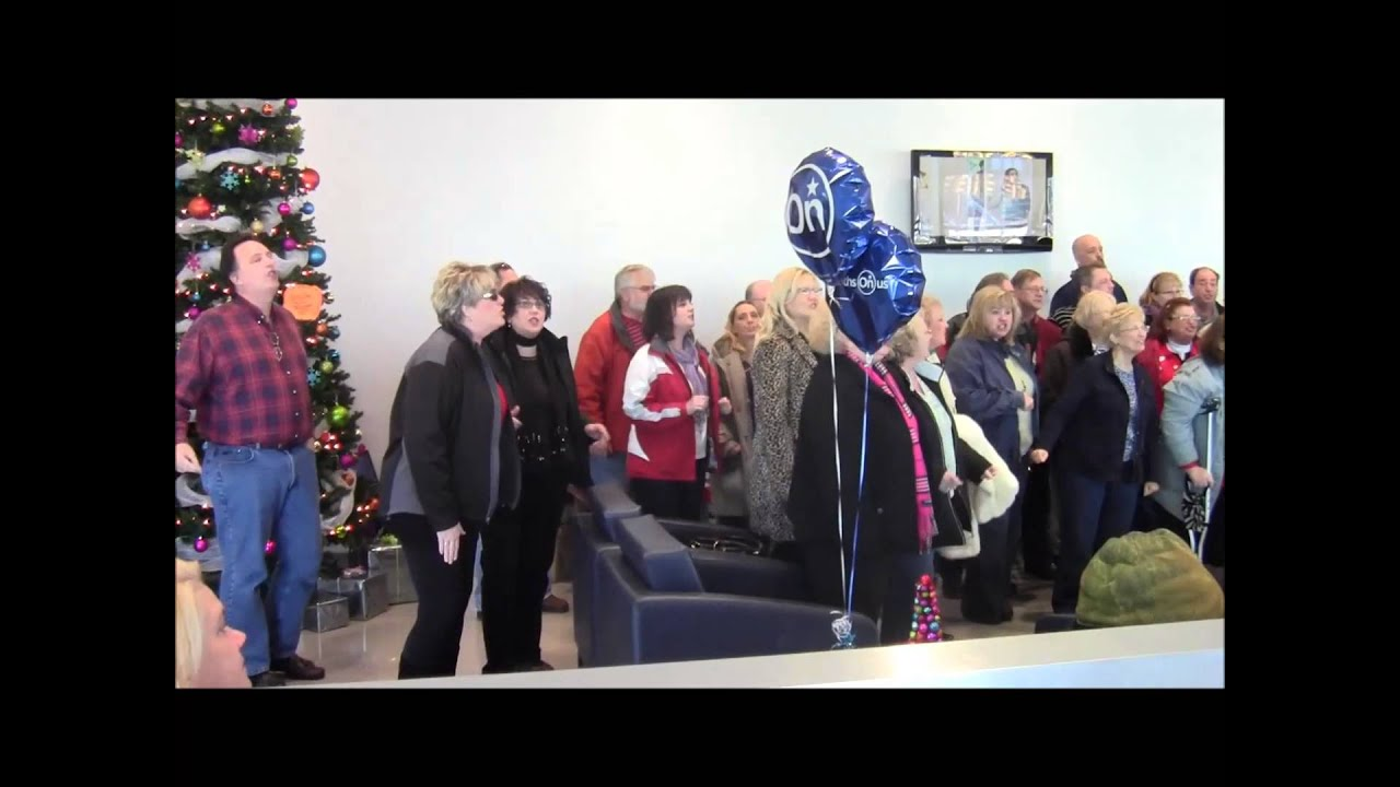 Voices Of Ohio Visit Vandevere Chevrolet In Akron Ohio