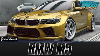 Need For Speed No Limits: BMW M5 | Customization | WILD TOURING CAR BODYKIT