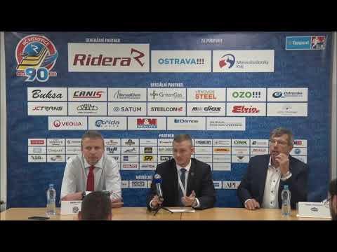 VÍTKOVICE TV 766: Ohlasy trenérů po zápase Vítkovice - Kometa Brno streaming vf