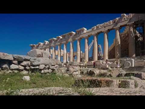 EU and Me Adventure (Athens & Santorini Greece)