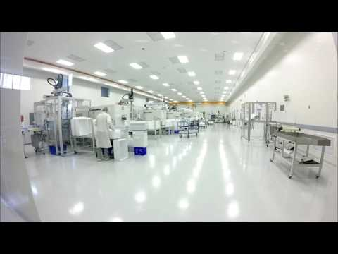 Medical Injection Molding Cleanroom Manufacturing