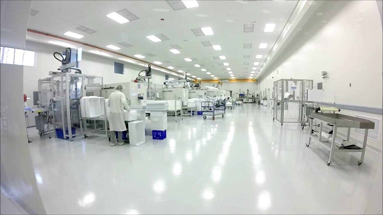 Medical Injection Molding Cleanroom Manufacturing Youtube