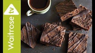 Black Forest Fudge Bites - Waitrose