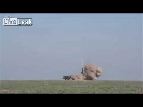 Russia conducts successful test of Iskander-M Tactical Ballistic Missile