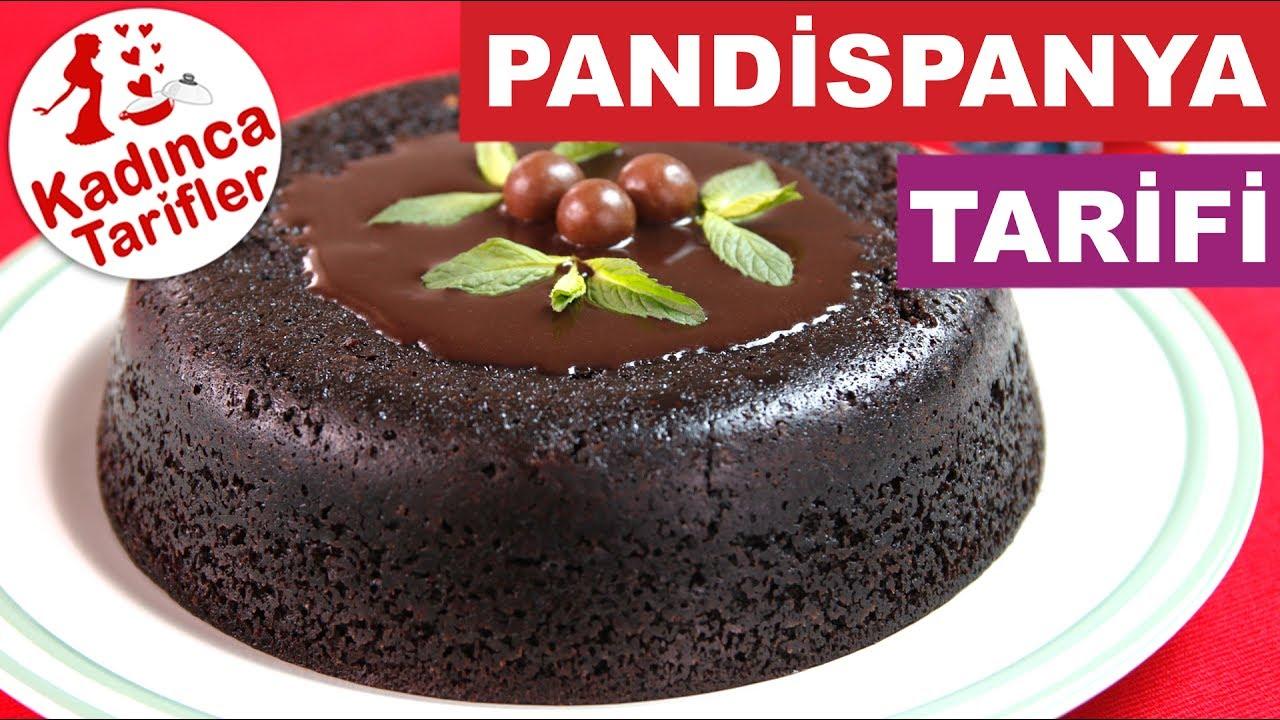 Kakaolu Pandispanya Tarifi Videosu