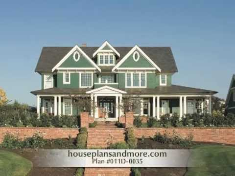 Neoclassical Homes Video 1 House Plans And More Youtube