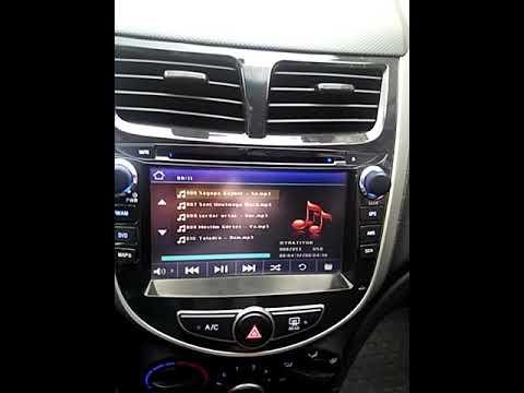 Hyundai Accent Blue ECO MOD 2013 Model 1.6 CRDi Mode Plus 2017'nin Videosu