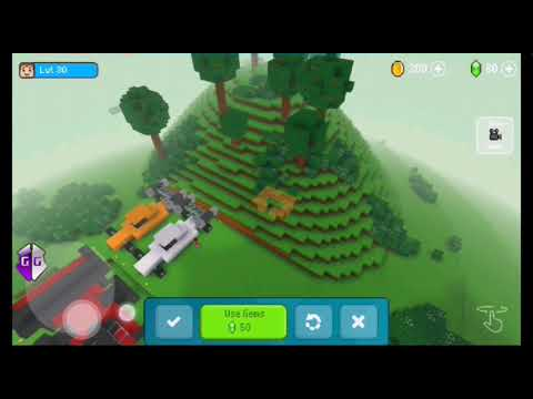 download block craft 3d mod apk gems money