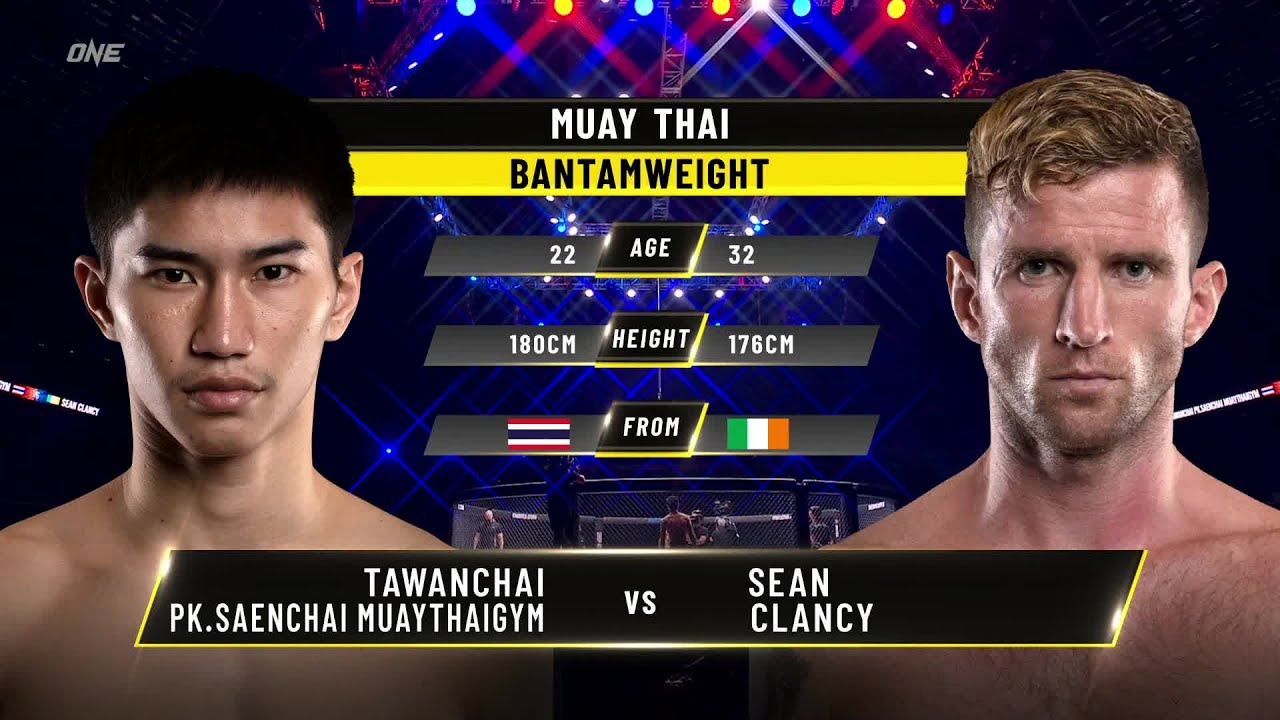 Fighter Spotlight: Tawanchai P.K.Saenchaimuaythaigym