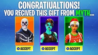New GIFTING SYSTEM RELEASE DATE IN FORTNITE! GIFTING SYSTEM LEAKS & UPDATES(Fortnite Gifting Skins)