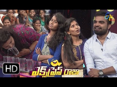Express Raja | 28th March 2018 | Full Episode 398 | ETV Plus
