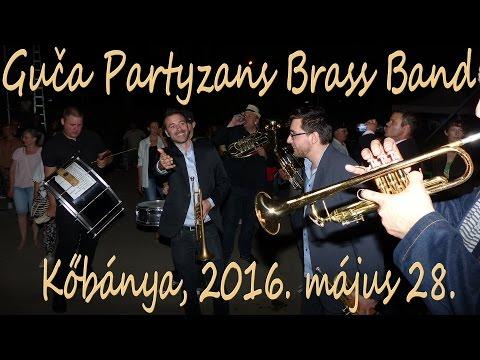 Guča Partyzans Brass Band