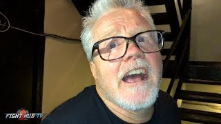 "FREDDIE ROACH REACTS TO DAZN & STREAMING APPS ""THE DAY I WATCH A **** FIGHT ON MY PHONE!"""