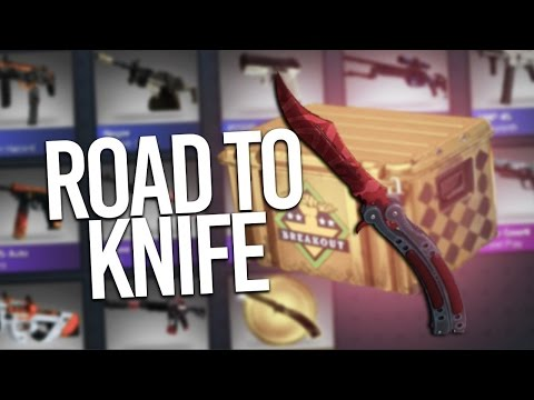 CSGO CASE OPENINGS!!! ROAD TO KNIFE EP 2 (Counter-Strike Global Offensive)