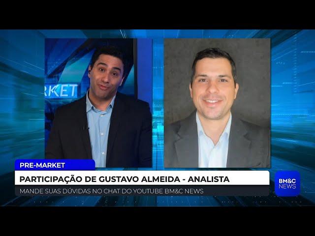 índice Futuro: Gustavo Almeida faz projeção para o mercado