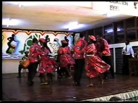 Quadrille music and dance in Carriacou (1995-1996)