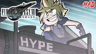 ALL ABOARD THE HYPE TRAIN!! ~ Final Fantasy 7 Remake (FF7 Remake)