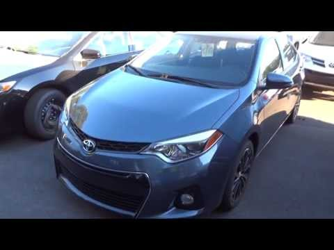 2014 Toyota Corolla S Full Tour, Engine & Overview