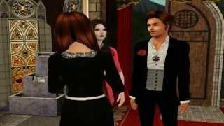 """Sims 3 сериал""""Вампир по соседству""""- 7 эпизод/The vampire next door(14+)(ФИНАЛ)"""