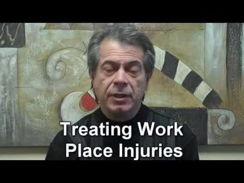 Treating Work Place Injuries And Rehab Burlington