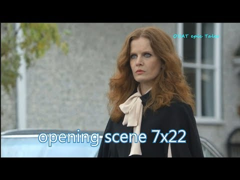 Once Upon A Time 7x22  Opening Scene  Alice  Robin Zelena In Storybrooke Season 7  Series Finale