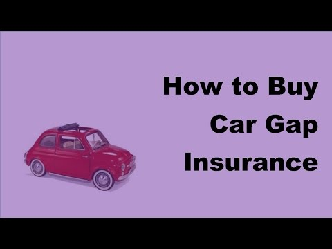 2017 Motor Insurance FAQs | How to Buy Car Gap Insurance