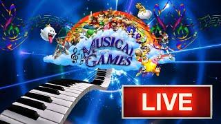 MusicalGames - Gaming Live en Direct - Flux 4