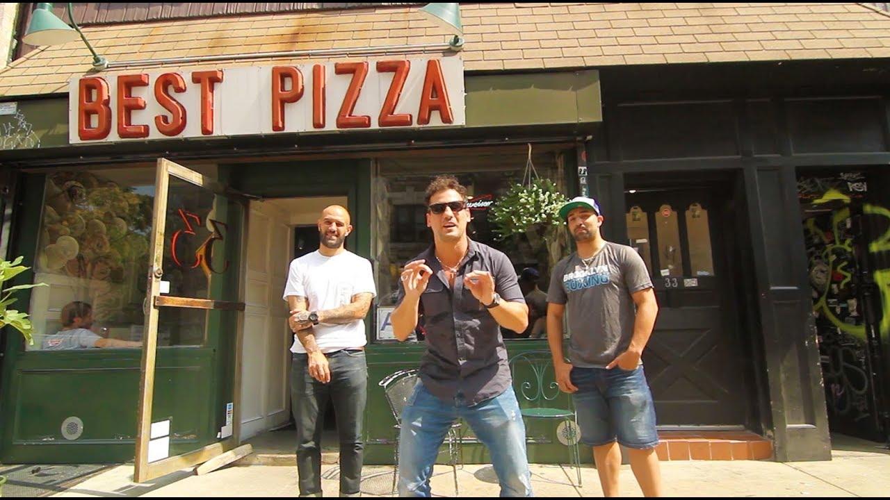 NYC: Paulie Malignaggi & Frank Pinello - THE CULINARY ...