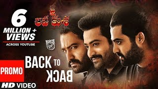 Jai Lava Kusa Video Songs - Back to Back Promos - NTR, Raashi Khanna, Nivetha Thomas