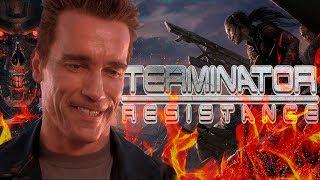 Terminator: Resistance - Лучшая игра про Терминатора ! [Обзор]