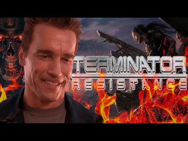 Terminator: Resistance (видео)