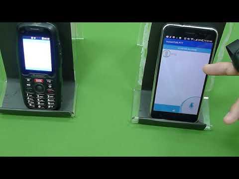 Instant Talk pair with wireless PTT
