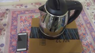Review | Orpat OEK-8137 1350-Watt Cordless Kettle