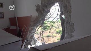 Israel: Militant rocket hits Israeli apartment building in Ashkelon
