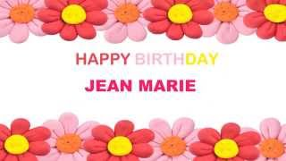 JeanMarie   Birthday Postcards & Postales7 - Happy Birthday