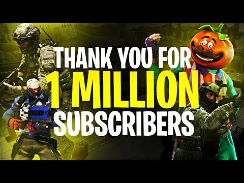 THANK YOU FOR 1 MILLION SUBSCRIBERS!! Mp3