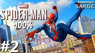 Zagrajmy w Spider-Man 2018 [PS4 Pro] odc. 2 - Druga praca Petera Parkera