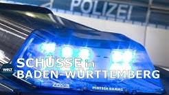 BADEN-WÜRTTEMBERG: Wohl mehrere Tote nach Schüssen in Rot am See