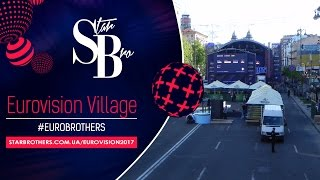 Eurovision 2017/ Eurovision Village and autograph session