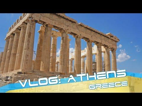 VLOG: Trip To Athens, Greece