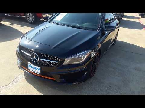 2016 Mercedes Benz Cla 250 Orange Edition Start Up Engine And Full Tour