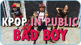 KPOP IN PUBLIC / Red Velvet 레드벨벳 - Bad Boy 배드 보이