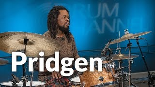 Thomas Pridgen – Finger Technique
