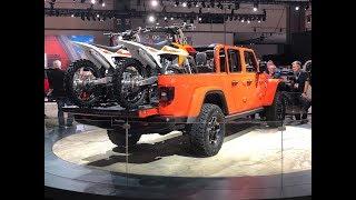 2020 Jeep Gladiator: LA Auto Show